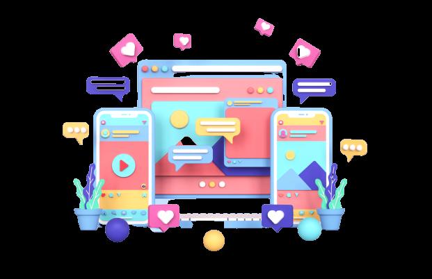 social-media-instagram-digital-marketing-concept-3d-rendering-removebg-preview